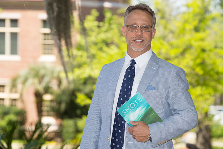 National Creative Writing Fellowship Awarded to Florida State University EnglishProfessor