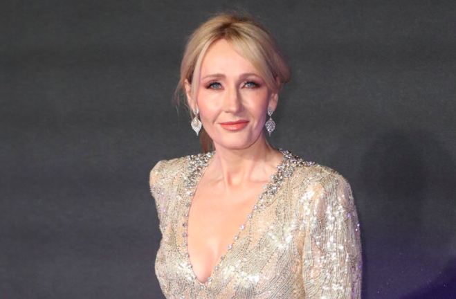 New Book in the Works by JK Rowling