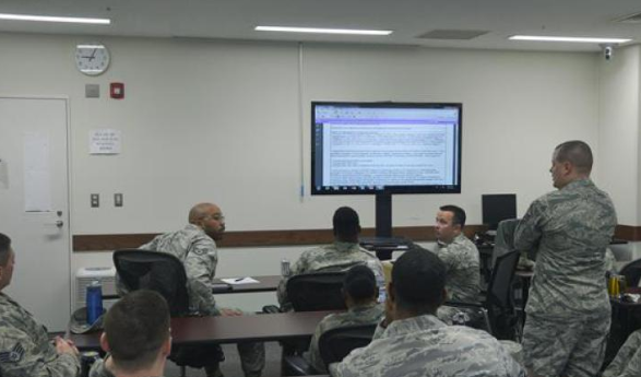 Writing Course Offered at Yokota Air Base